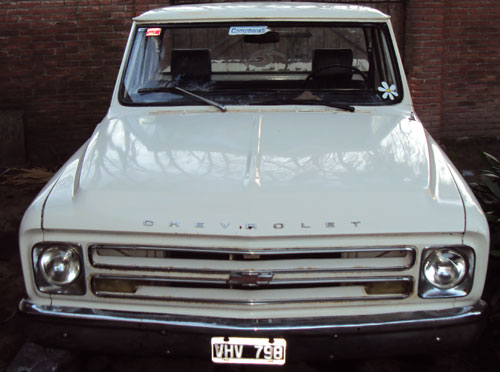 Car Chevrolet C 10 (Brava)