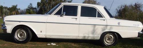 Car Chevrolet 400 1965