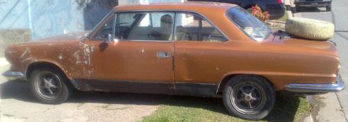 Auto Renualt Torino TSX 1977