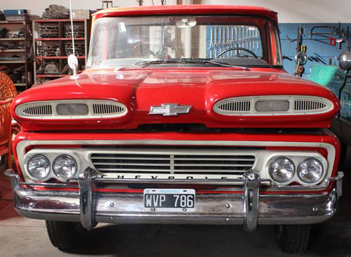 Car Chevrolet Pick Up