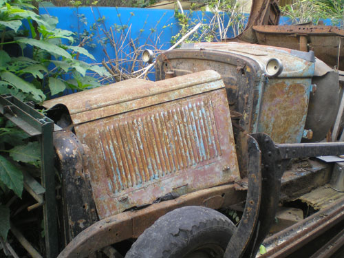 Auto Nash 1930