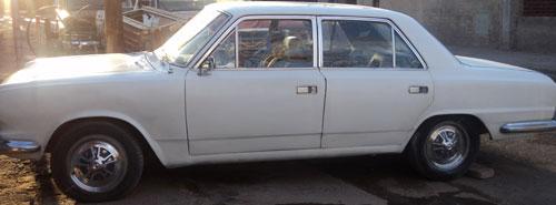 Car Renault Torino SE 1975