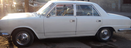 Auto Renault Torino SE 1975
