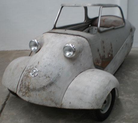 Auto Messerschmitt KR200