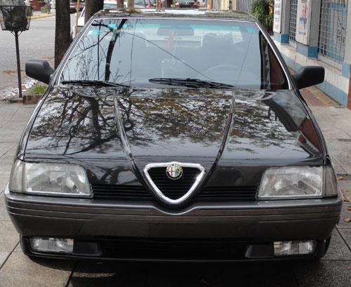 Car Alfa Romeo 164