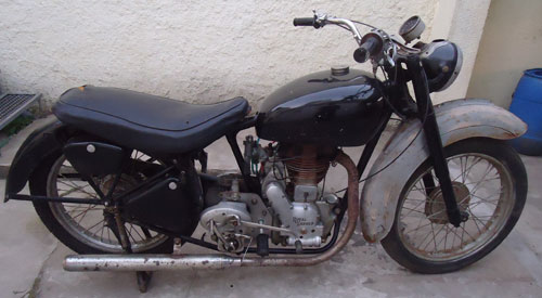 Moto Royal Enfield G