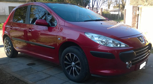 Car Peugeot 307 HDI