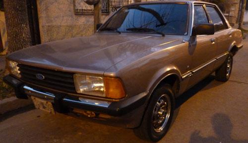 Car Taunus Ghia