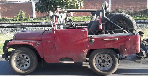 Car IKA 1960