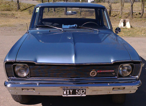 Car Chevrolet Special