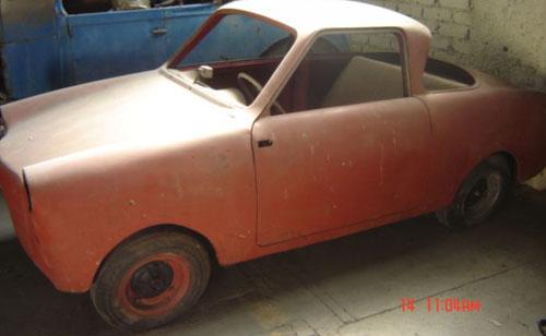 Auto Isard 1961