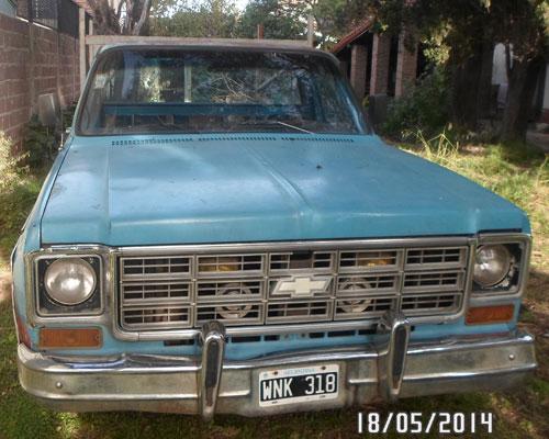 Auto Chevrolet C 10