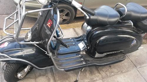 Moto Lambretta LI 150