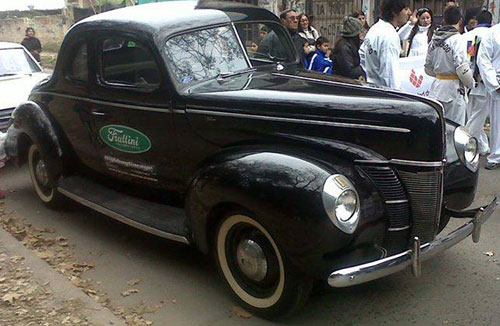 Car Ford 1940