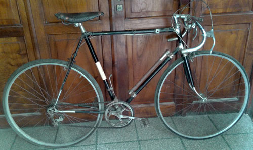 Bicicleta Le Simplex Carreras