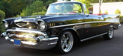 Auto Chevrolet Bel Air 150/210 Convertible