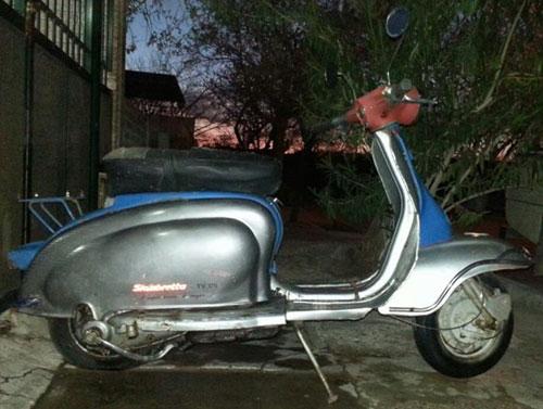 Moto Siambretta TV 175
