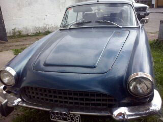 Car DKW Auto Union Fissore