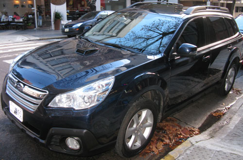 Car Subaru Outback