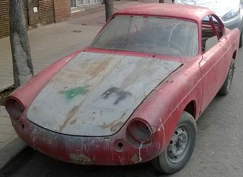 Auto Cisitalia Scorpione