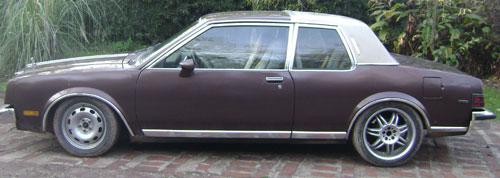 Car Buick Skylark Limited Coupé