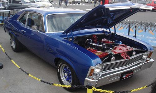 Auto Chevrolet SS  Coup�
