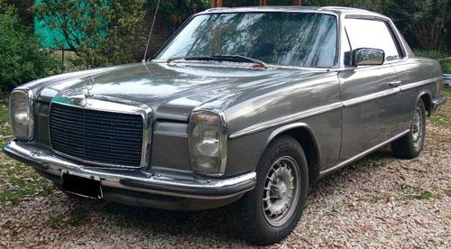 Auto Mercedes Benz Coupé 280CE