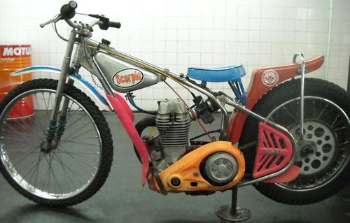 Motorcycle Jawa Spedway