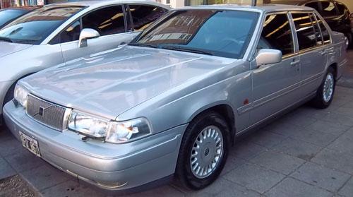 Car Volvo 960 3.0 1997