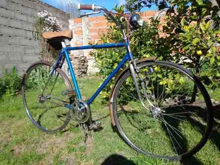 Bicicleta Aliprandi 1954