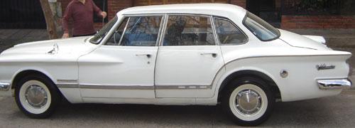 Car Dodge Valiant II