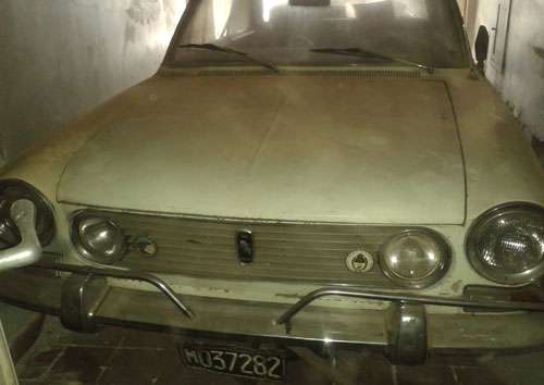 Car Torino 380 Coupé 1970