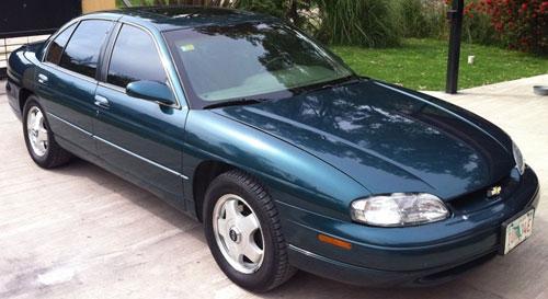 Auto Chevrolet Lumina LTZ V6 3.8