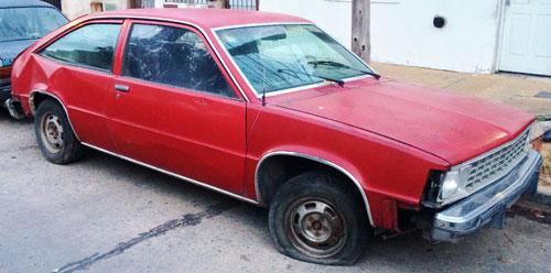 Car Chevrolet Citation