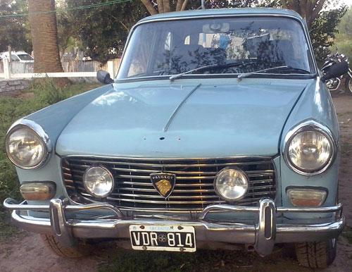 Auto Peugeot 404 Diesel