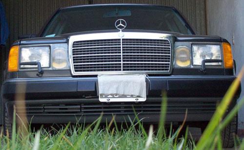 Auto Mercedes Benz 300E (W124)
