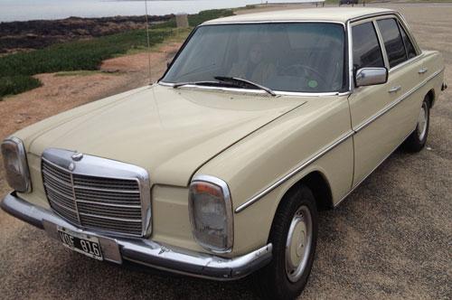 Auto Mercedes Benz 220 D 1978