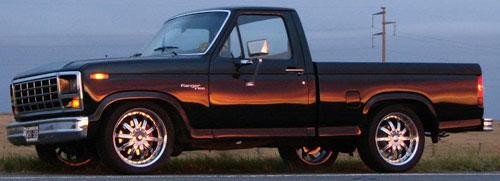Auto Ford F 150