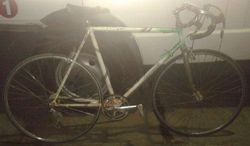 Bicicleta Campagnolo Media Carrera