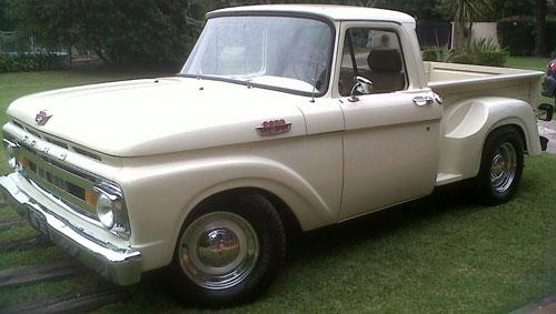 Car Ford 1962