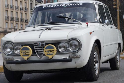 Car Alfa Romeo Giulia