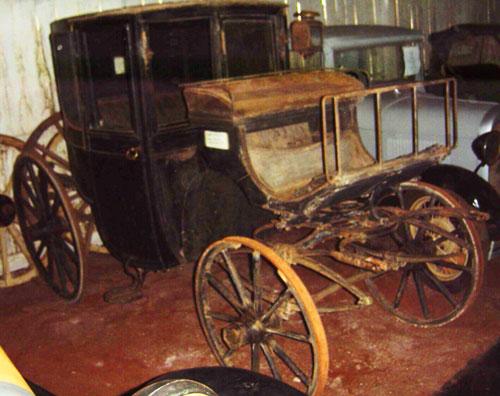 Car Galera 1890