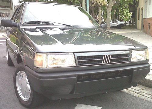 Car Fiat Duna SCR