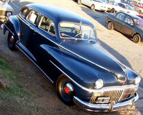 Auto De Soto 1947