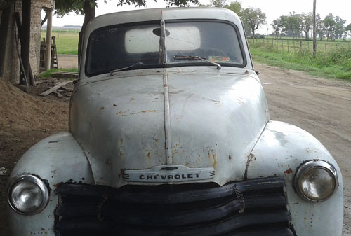 Auto Chevrolet 1952