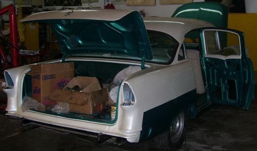 Car Chevrolet Bel Air