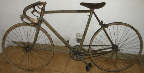 Bicicleta Bicicleta Antigua