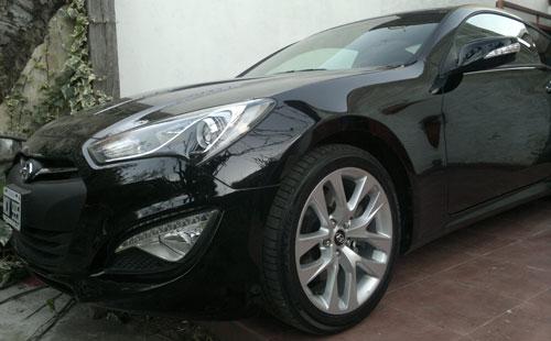 Auto Hyundai Génesis 2.0 Turbo 275 Hp
