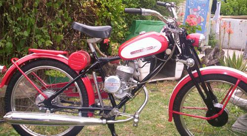 Bicicleta Harley Davidson 60 1959