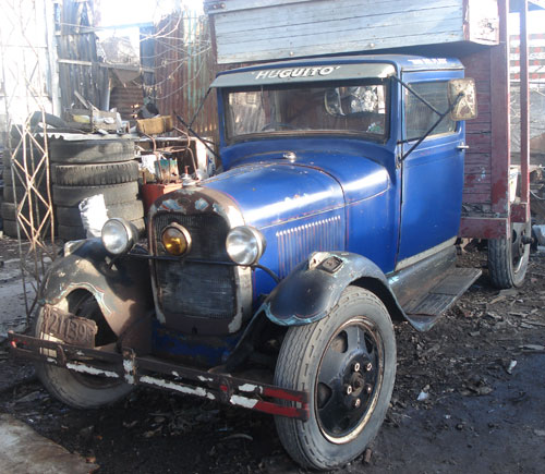 Auto Ford AA 1929